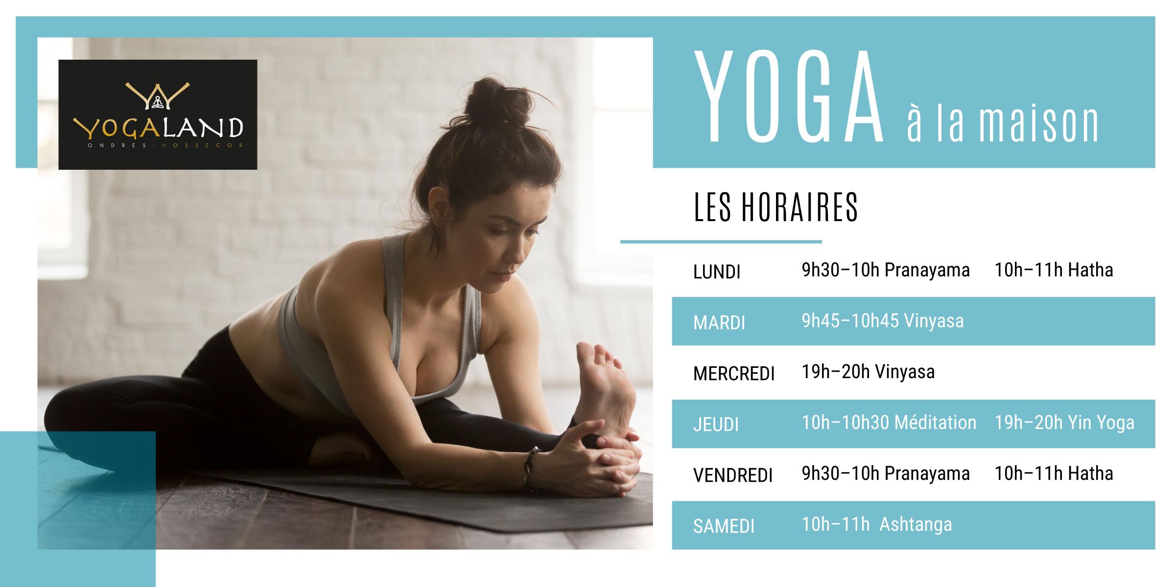 Yoga@ Home